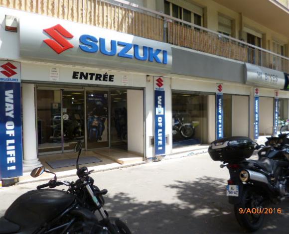 Votre concessionnaire Suzuki